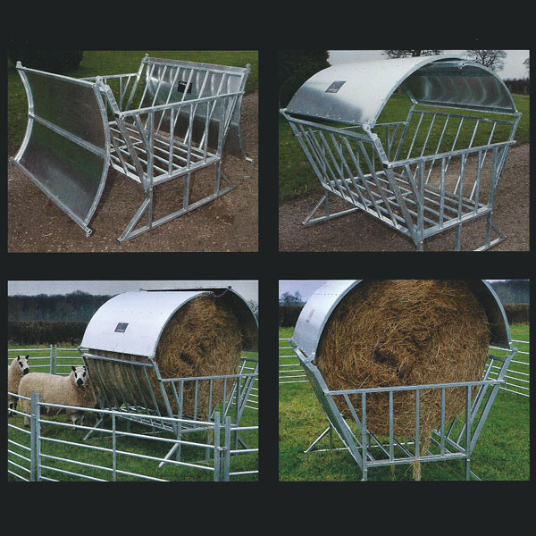 Cradle with Bale Saver