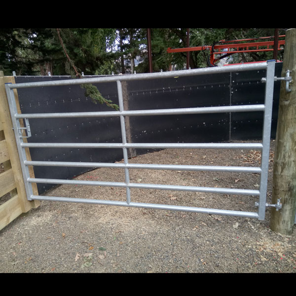 Continental Cattle Yard Gates