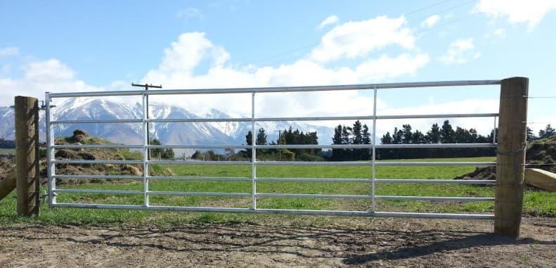 Field Gates & Cattle Yards